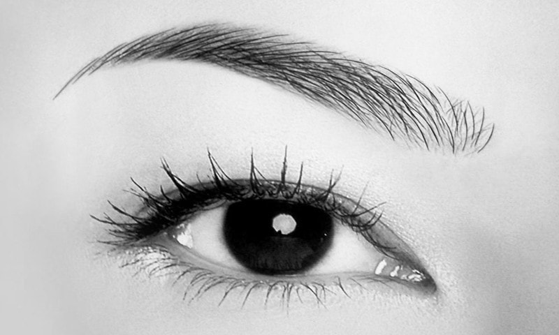 eyebrows dream meaning, dream about eyebrows, eyebrows dream interpretation, seeing in a dream eyebrows