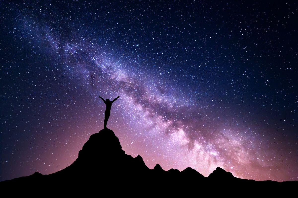 galaxy dream meaning