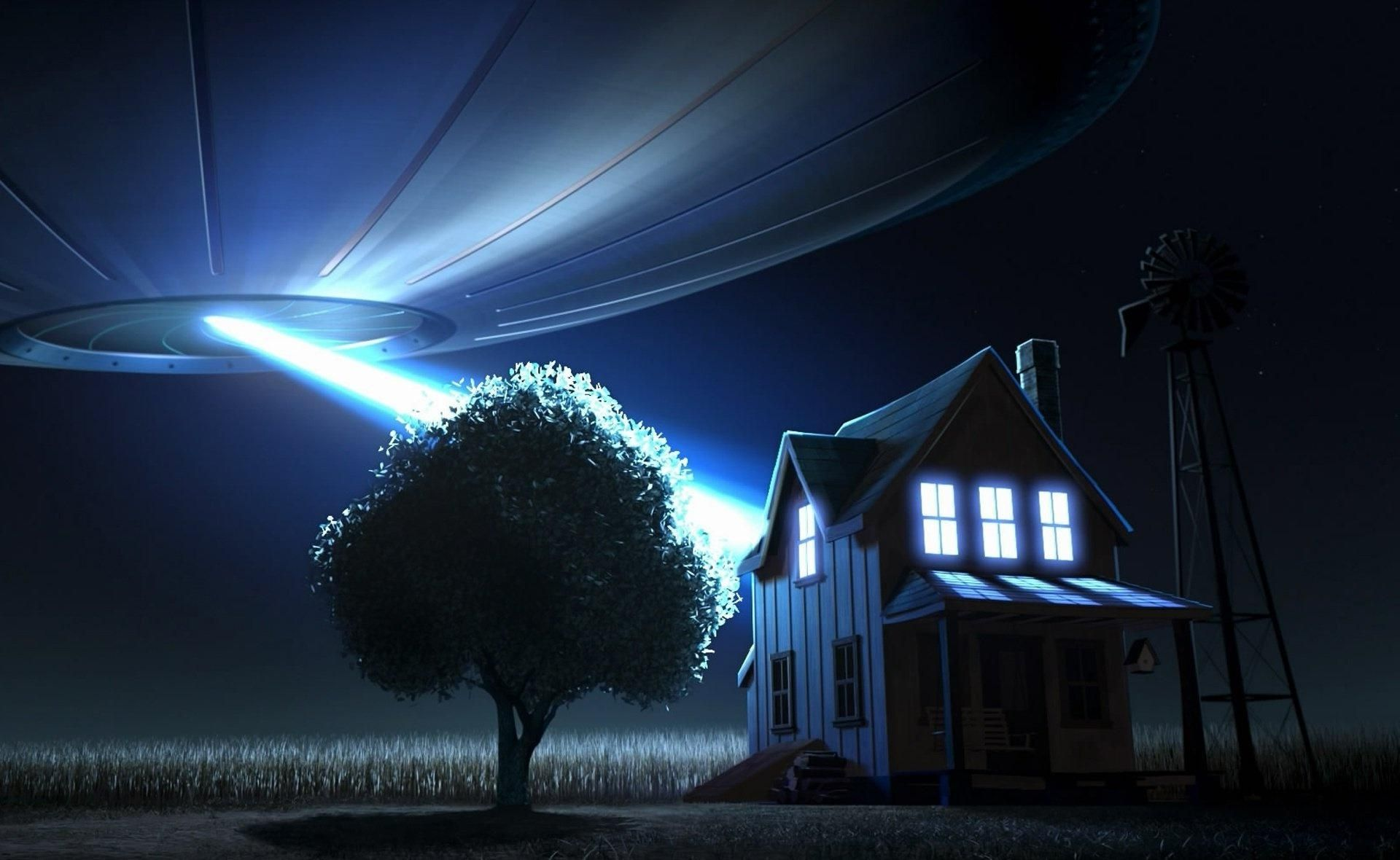 UFO dream meaning, dream about UFO, UFO dream interpretation, seeing in a dream UFO