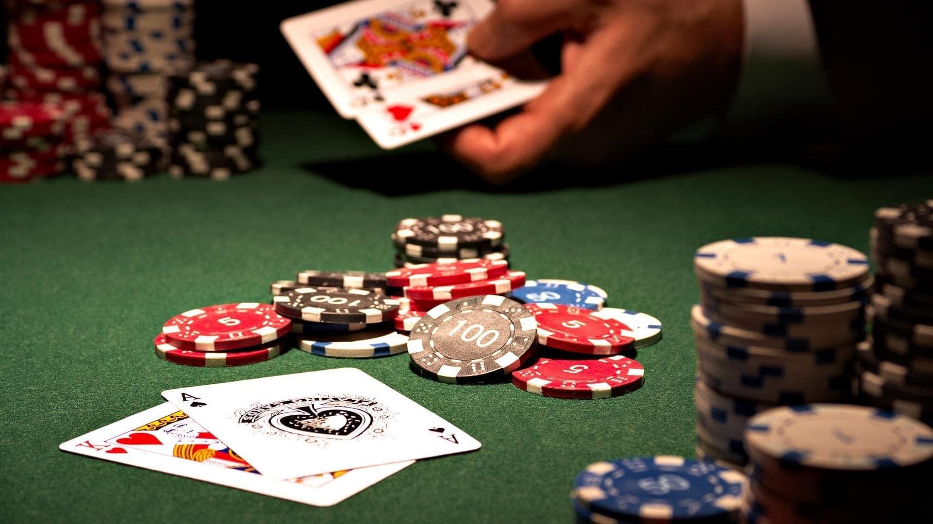 dream about casino