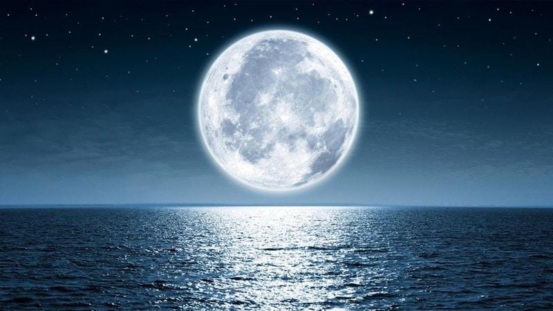 moon dream meaning, dream about moon, moon dream interpretation, seeing in a dream moon