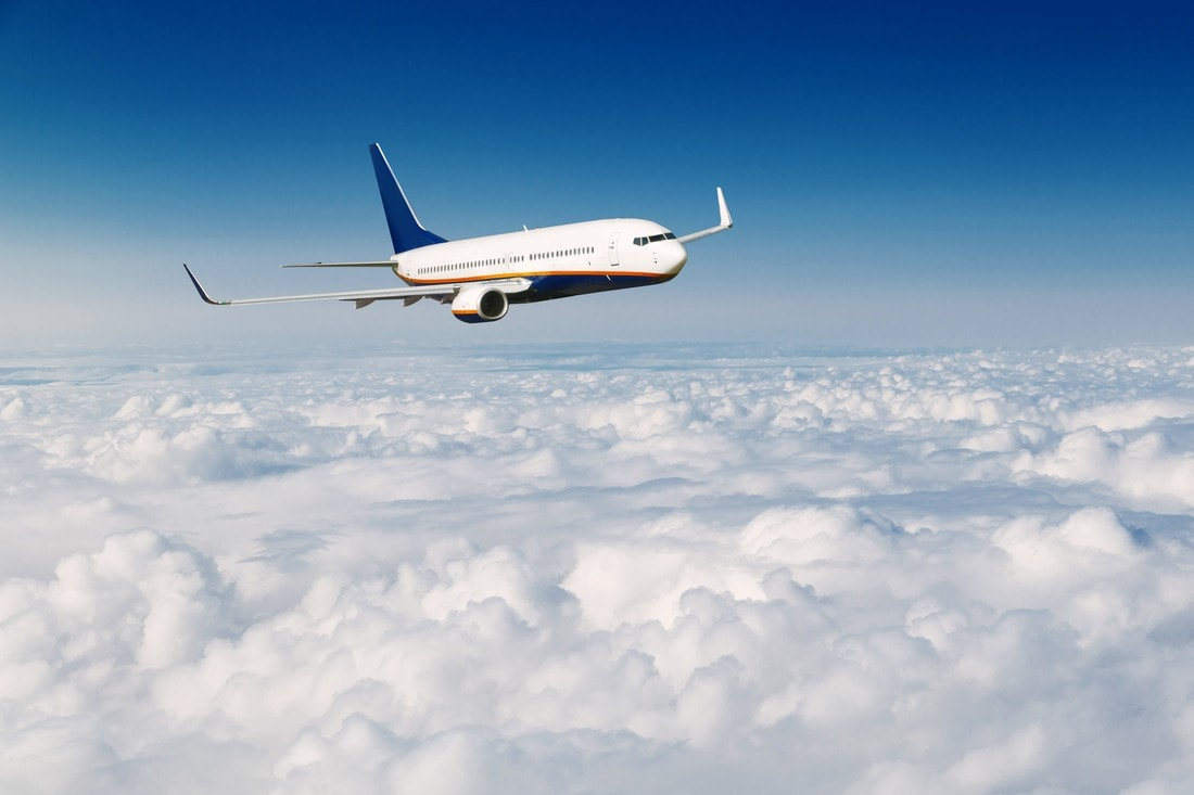 airliner dream meaning