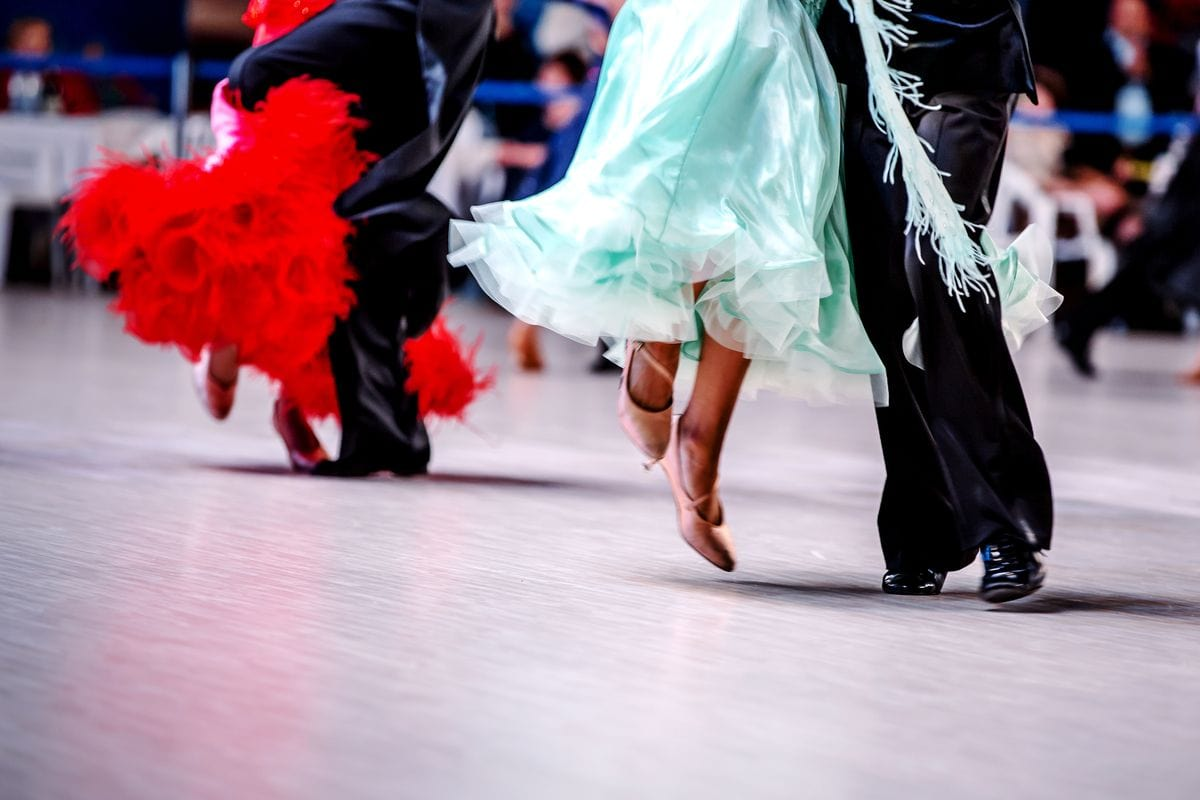 ball dance dream meaning