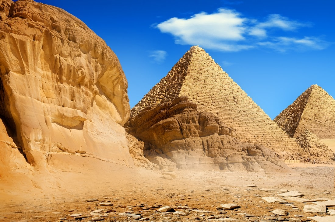 Egypt dream meaning